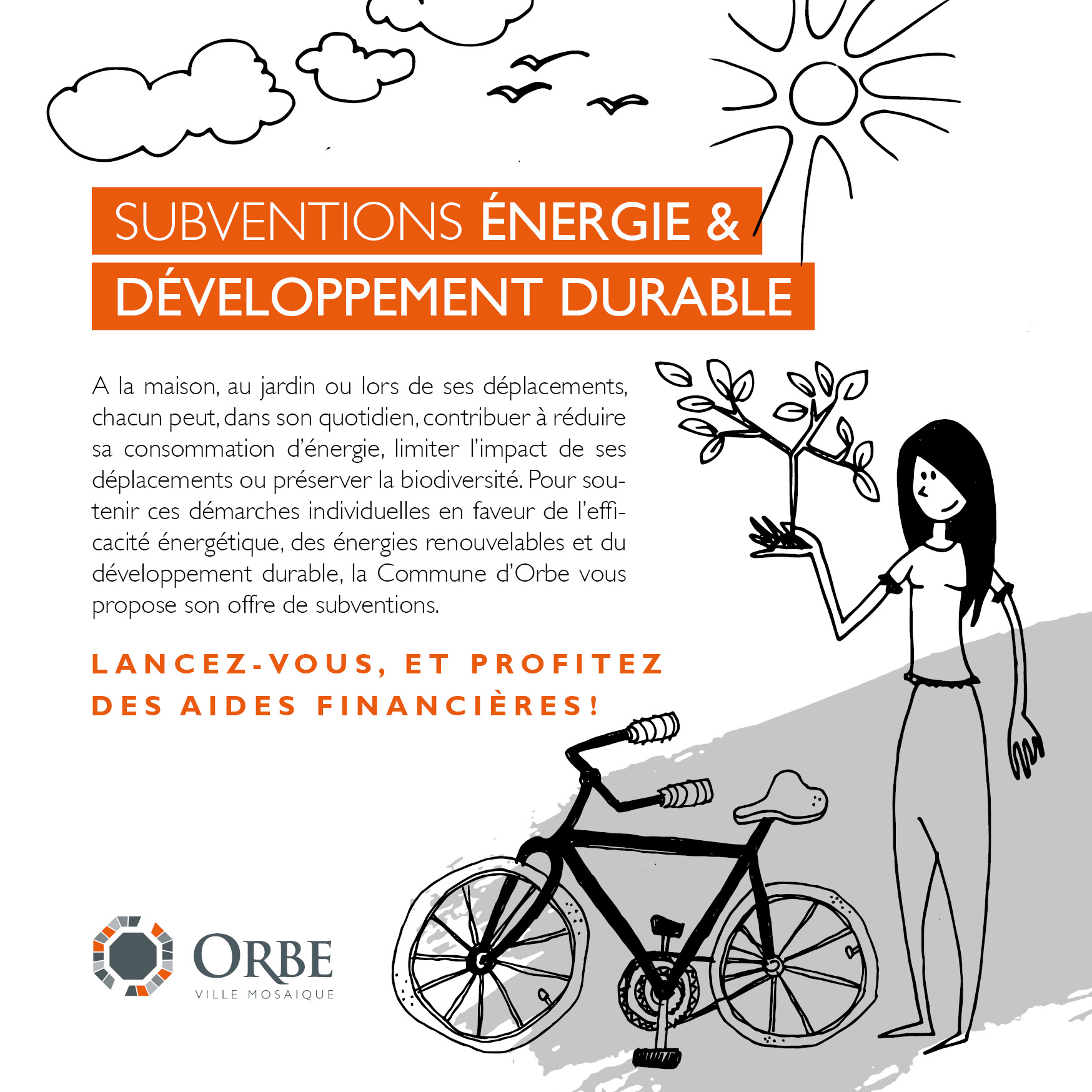 flyer subventions couverture